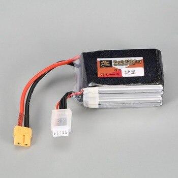 Best Affare Ricaricabile Lipo Batteria ZOP di Alimentazione 14.8 v 1800 mah 65C 4 s Lipo Batteria XT60 Spina