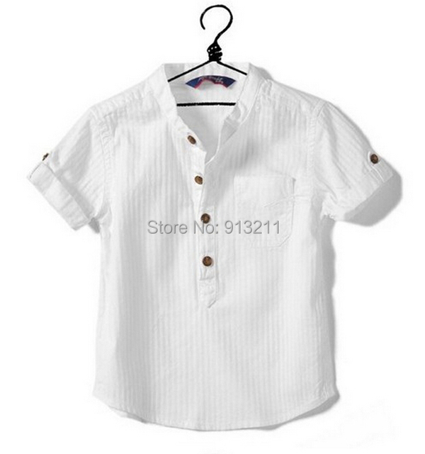 Summer Style fashion new baby boys T shirts white casual boys tshirt / tee shirts kids brand t - shirt short sleeve