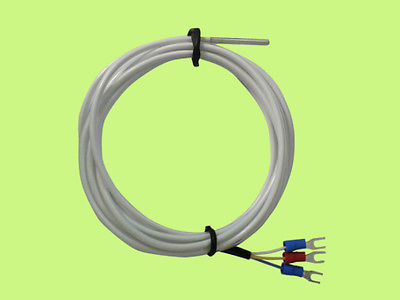 RTD PT100 Temperature Sensors with Telfon Tube for Acid and Alkaline Environment