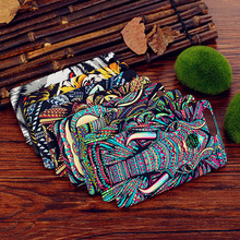 Case For Huawei Honor 8 V8 Cover Ultra thin Plastic Animal frosted relief night glow Hard honor 8 v8 mobile phone Casing funda