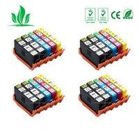20 шт 902XL для hp 902 902 совместимые чернильные картриджи для hp принтеры Officejet Pro 6950 6958 6954 6960 6962 принтер