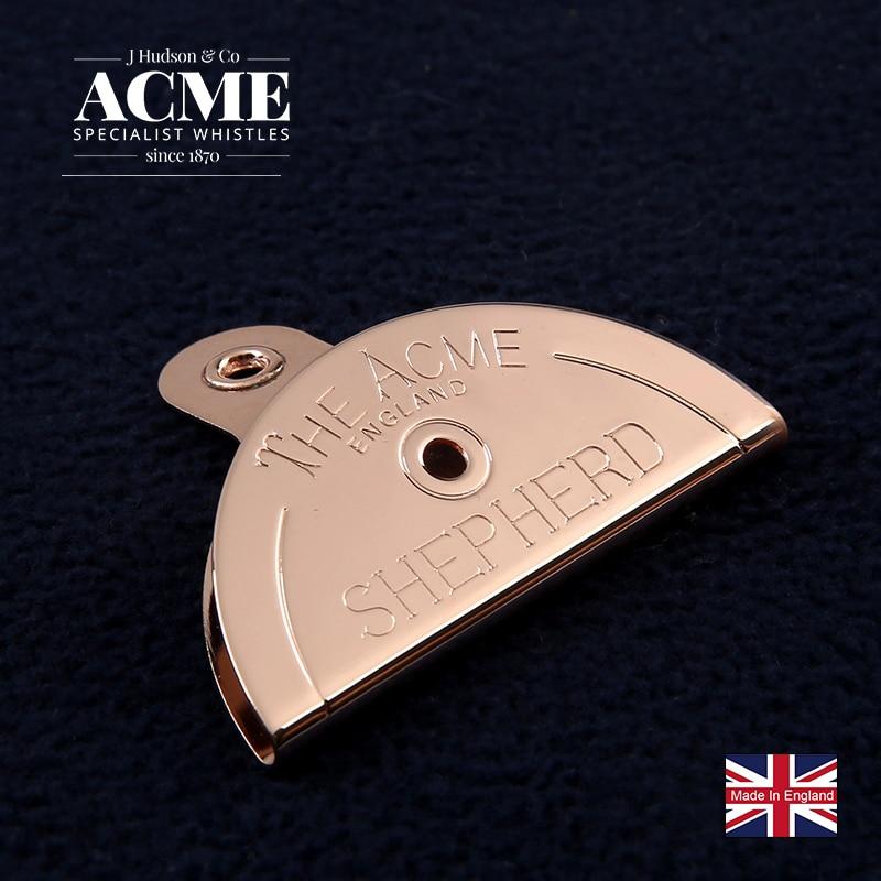 ACME 575 níquel aleación de plata sheperding silbato entrenamiento perro silbato regalo cordón