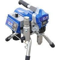 High pressure New airless spraying machine Airless Spray Gun electric Airless Paint Sprayer 390 395 painting machine tool 2019