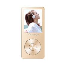 Hifi mp3 player with speaker 8GB 1.8inch screen support FM Radio Voice Recorder Ebook APE/AAC/FLAC/OGG/WMA 64GB TF Card