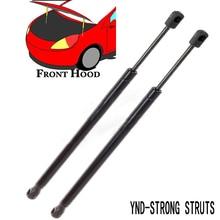 Лучший!  2x Fit 05-13 Chevrolet Corvette Hood Lift Поддержка амортизаторов стойки SG430094