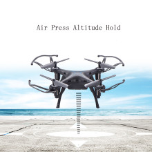 RC Quadcopter Helicopter aircraft X13 2.4GHz 4CH 6 Axis Gyro Altitude Hold Headless Mode RC Quadcopter18Jan20