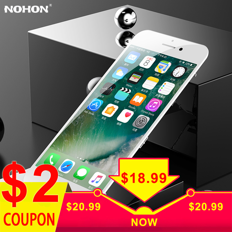 NOHON For iPhone 7 LCD Touch Screen Display Assembly For iPhone7 Digitizer Replacement AAAA LCDs Panel