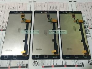 Image 2 - Gionee elife e6 적합 blu life pure l240 l240i l240a fly iq453 lcd 디스플레이 + 터치 스크린 디지타이저 어셈블리