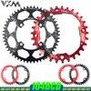 VXM Bicycle 104BCD Crank Oval Round 30T 32T 34T 36T 38T 40T 42T 44T 46T 48T 50T 52T Chainwheel Narrow Wide MTB Bike Chainring