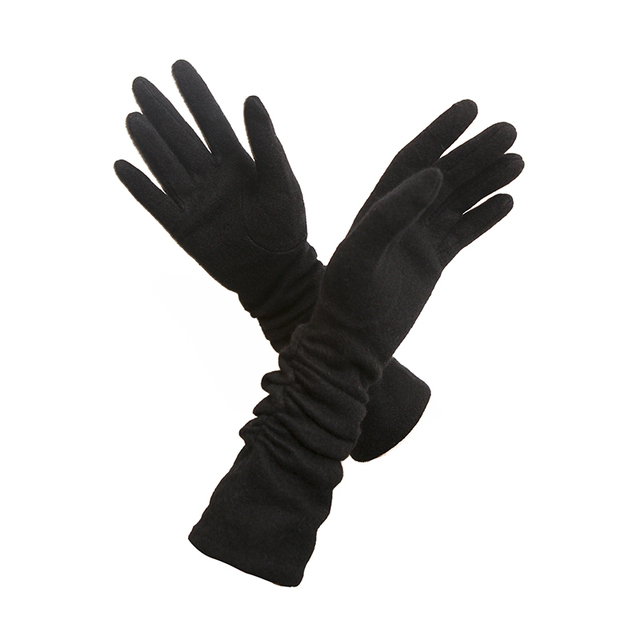 Autumn Vintage Wool Gloves...