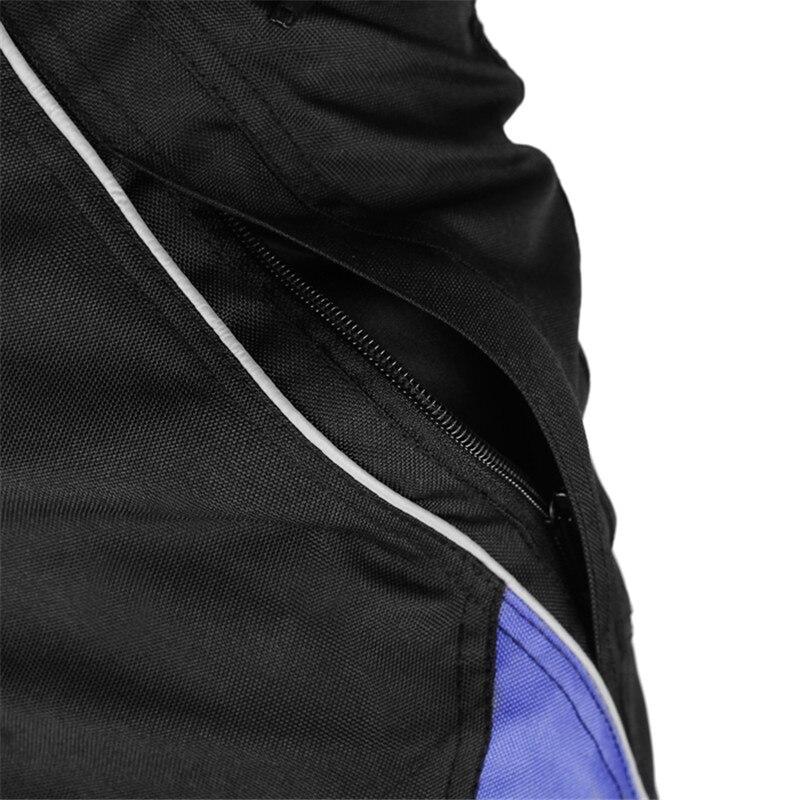 DUHAN Breathable Motorcycle Anti Fall Pants Motocross Hip Protector Slim Pants Motocross Off-road Racing Neutral Pants