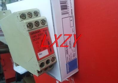 Free Shipping 1pcs/lot The original Japanese safety relay G9S-2001 DC24V