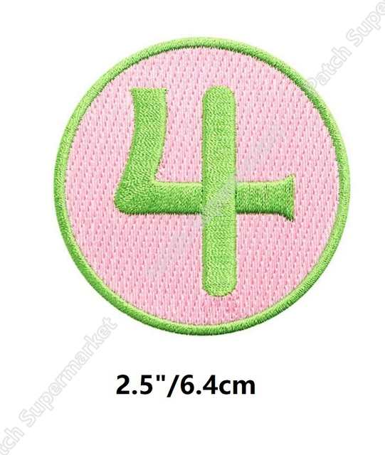 Sailor Moon Sailor Mars Planetary Symbol Embroidered Patches Tv