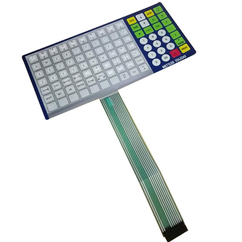 SEEBZ 10 ピース新英語キーボード (拡張版) メトラートレド BCOM  グループ上の パソコン & オフィス からの プリンタ部品 の中 2