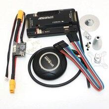 Внутренний компас APM 2,8 ArduPilot Mega, Контроллер полета APM, встроенный компас с GPS 7M для FPV RC Drone Aircraft