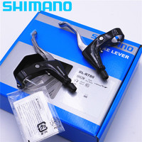SHIMANO ULTEGRA Series BL R780 Flat Bar Road Brake Lever Set Black With Cable&Housing R780