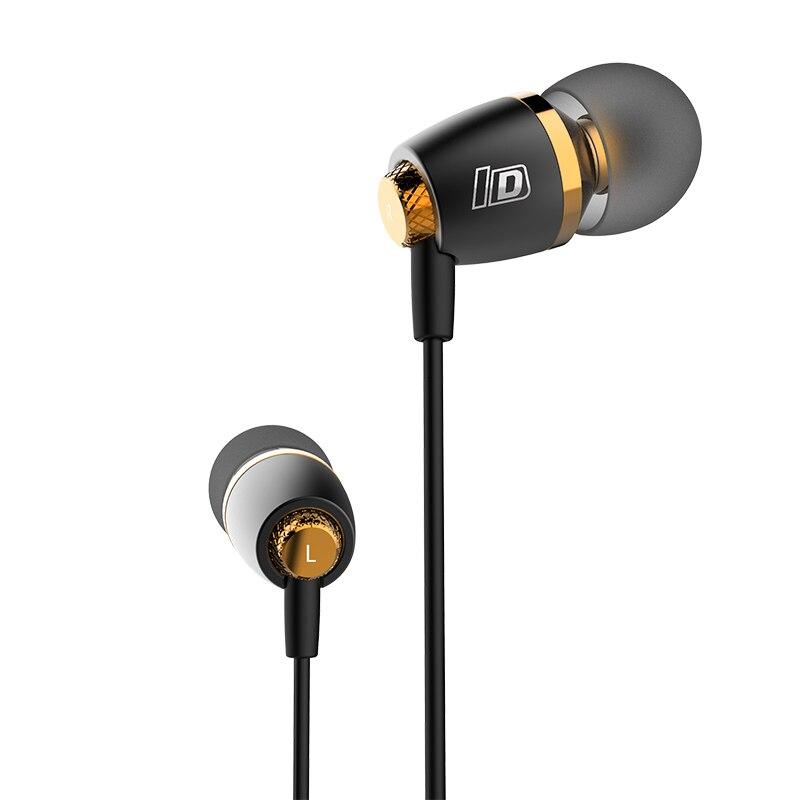 3,55 mm In-Ear-Kopfhörer mit MICRO Metal Super Bass Noise - Tragbares Audio und Video - Foto 3