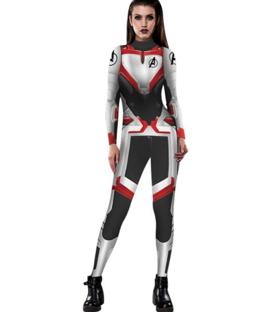 Top 10 Most Popular Black Widow Avengers Costumes Ideas And Get Free Shipping A379