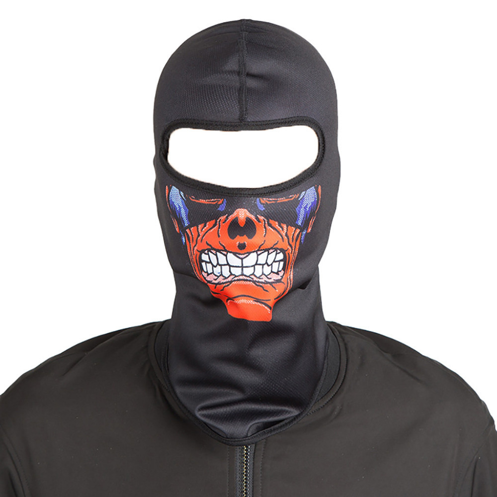 2019 fashion man and woman Bicycle outdoor sports masks out riding sports headscarf mountaineering skiing warm mask 40M20 (2)