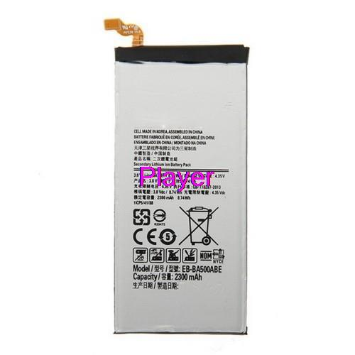 New Original Genuine EB-BA500ABE 2300mAh Cellphone Li-ion 3.8V Battery For Samsung Galaxy A5 A500 SM-A500