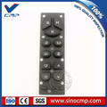 Kobelco SK-3 экскаватор консоль резиновая клавиатура