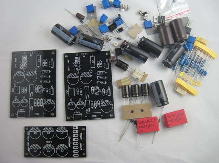 Hifi store NEW DIY ZEN Class A Headphone Amplifier Kit ...