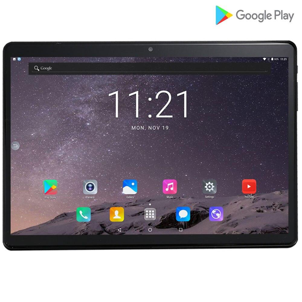 BMXC livraison gratuite tablette gps 10.1 pouces android 7.0 téléphone appel tablette 4G sim carte tablettes 10 32 gb support wifi langue russe