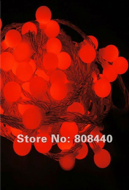 30 meters 300 star LED decorative household Christmas waterproof activity background ball steep light
