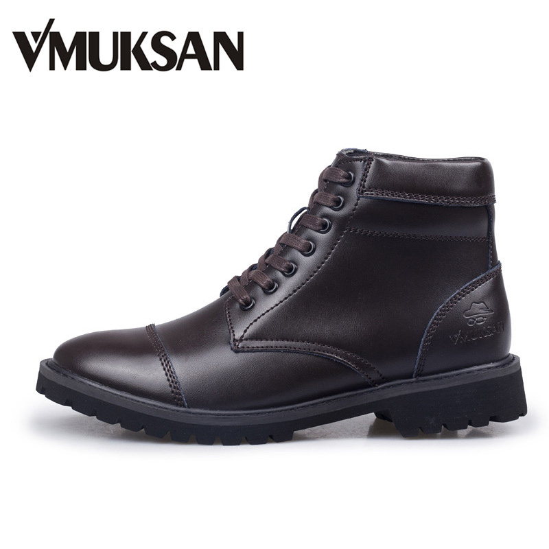 vmuksan s boots italian dress boot size 40 45 faux