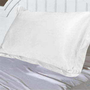 Image 3 - Hair Beauty Pillowcase Solid Color  Emulation   Pillowcase Single Pillow Cover