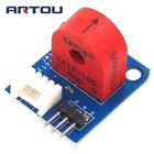 AC Current Transformer Current Sensor Module 0-5A 3p/4p Interface