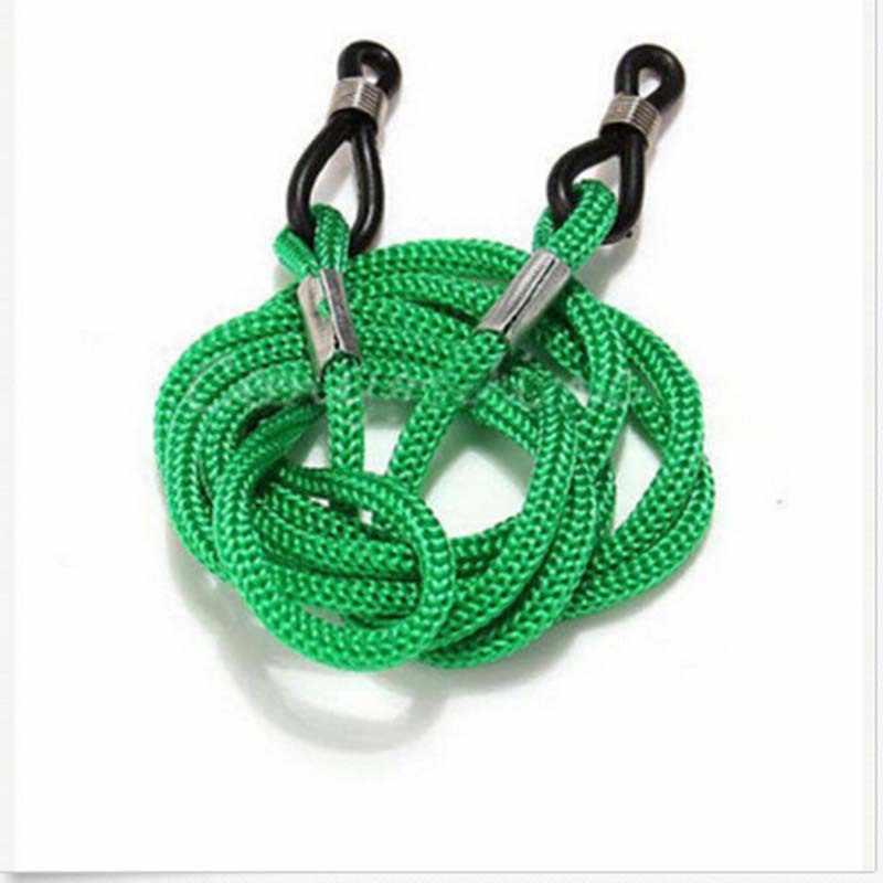 1 Pcs Verstelbare Zonnebril Neck Cord Strap Sport Bril String Lanyard Holder