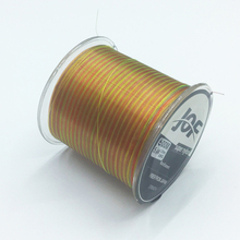 500m nylon ligne Durable transparent ligne de pêche super forte monofilament ligne principale fil en vrac bobine pesca mouche fihing