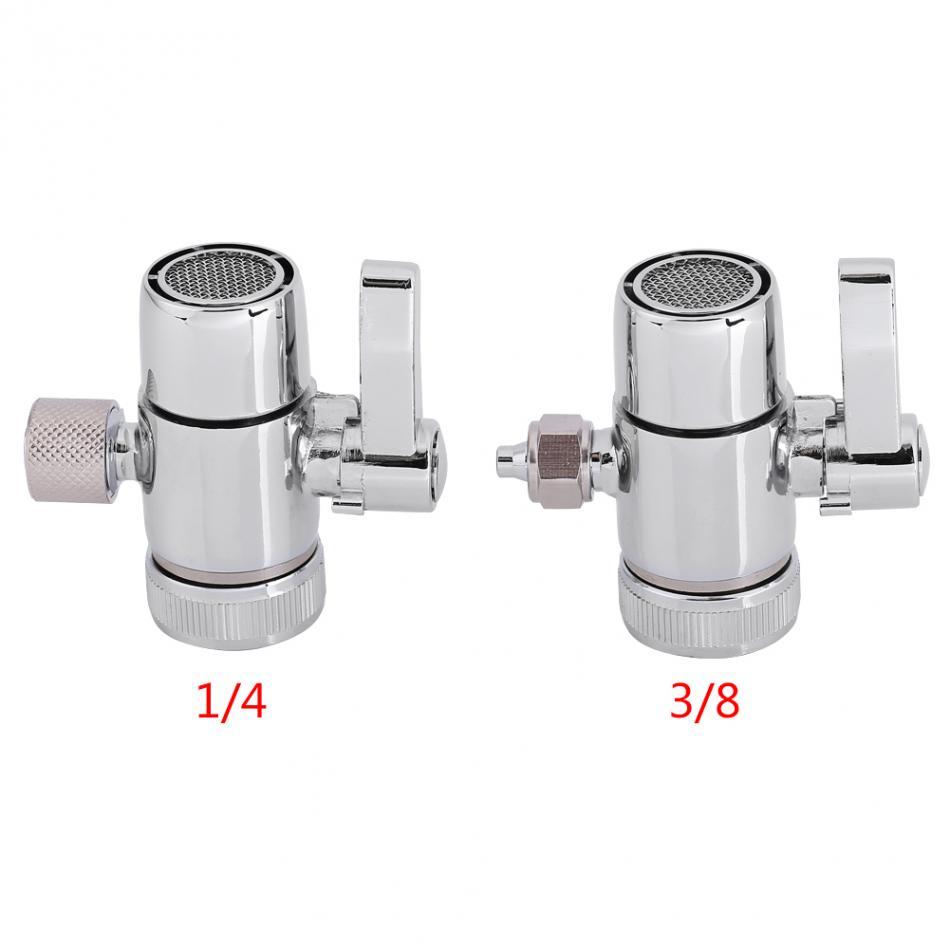 1 Pcs Kitchen Faucet Adapter Diverter Valve Counter Top ...