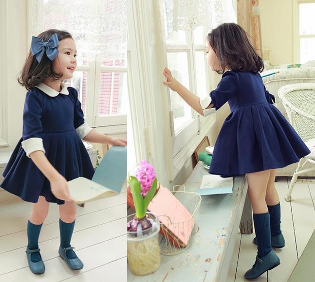 Popular Vintage Children Dresses Buy Cheap