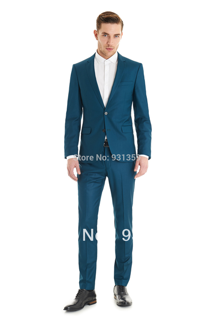 Nice Quality Customized Business Mens Suits Design Male Suits Two ...