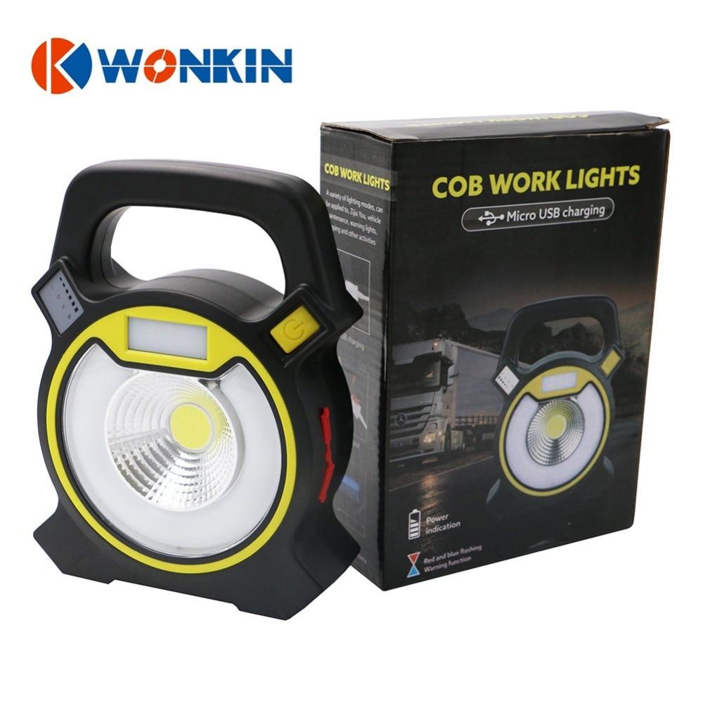 10W Reîncărcabilă led lumina lumânare portabil lanterna condus de lumina de proiecție Camping + de pescuit turistice lanterna lumina birou lanterna cu taxa USB