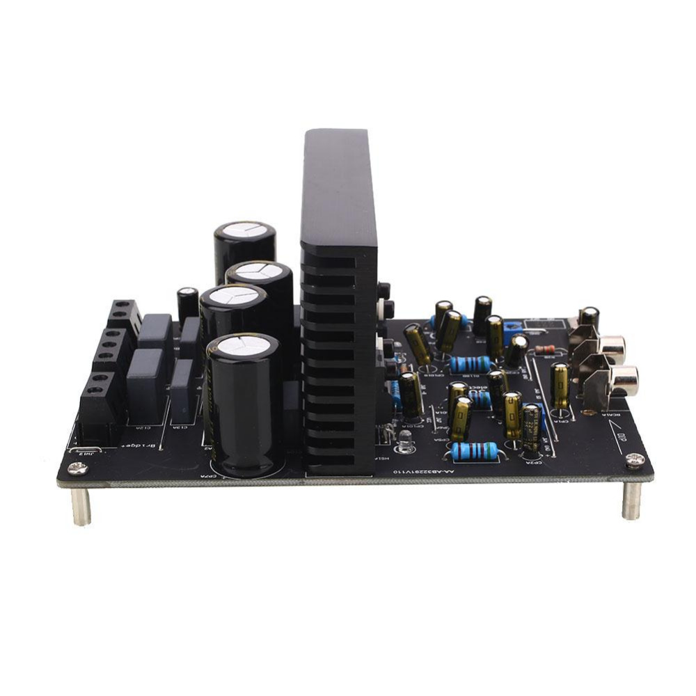 Hot 2017 High quality AA-AB32291 IRS2092 Power Amplifier Amp Board Module Audio Receiver Class-D hot sale power amp board 68w 68w lm3886 amplifier board with circuit protection