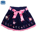 newest design nova branded girls skirts summer children clothes wear fashionable designs skirts kids girls wear bowknot skirts