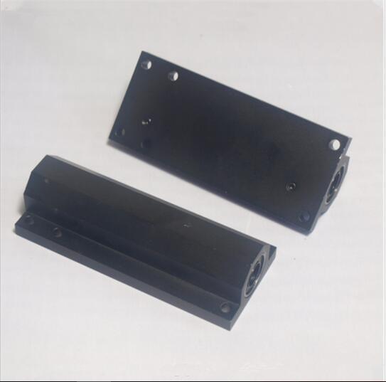 Lulzbot TAZ 3D imprimante mise à niveau en métal en aluminium alliage Z axe double support de palier kit lu10uu nu 2 PCS