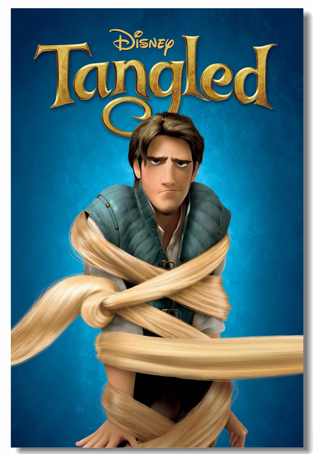 Custom Canvas Wall Decor Tangled Film Poster Tangled Rapunzel Wall Stickers Mural Anime Wallpaper Kids Room Decorations 0691 Wall Stickers Aliexpress