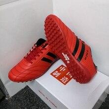 Zapatos de fútbol profesional de fútbol para Hombre Zapatos TF zapatillas  los niños las mujeres Futebol 782d1429b7b86