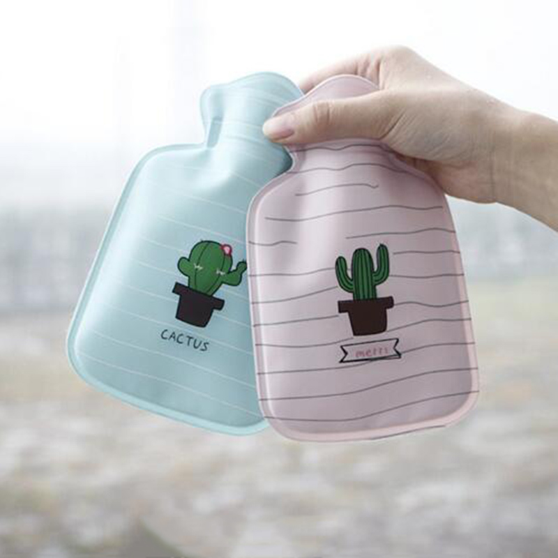 Fresh Style Cute Cartoon Fruit Warming Mini Hot Water
