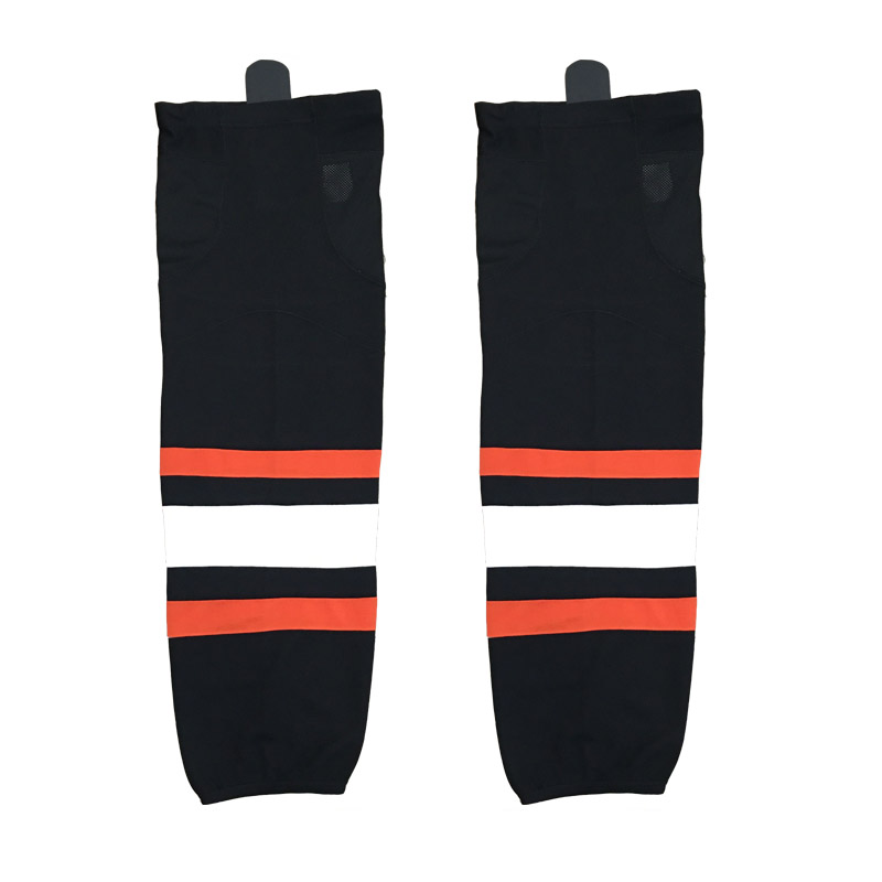 COLDINDOOR Ice Hockey Socks 100% Polyester For Hockey Player W027