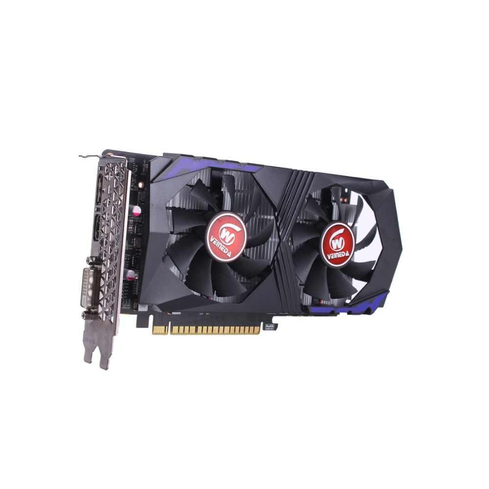 فيديو بطاقة GTX1050 GPU 2GB GDDR5 128bit الألعاب كمبيوتر مكتبي PCVideoGraphicsCardssupport DVI HDMI PCI-E 3.0