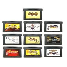 ファイアーエムブレムシリーズシリーズメモリカード 32 ビットのビデオゲームコンソールアクセサリー
