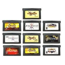 Ogień godło serii seria pamięci karta dla 32 Bit konsola do gier wideo akcesoria