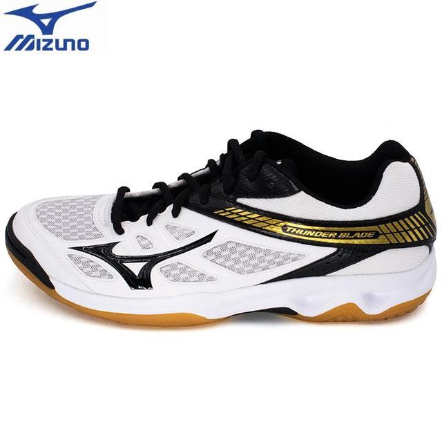 61764f5e9030 Original MIZUNO THUNDER BLADE Volleyball Shoes men women Cushion Sports  Shoes Breathable Non-slip Sneakers