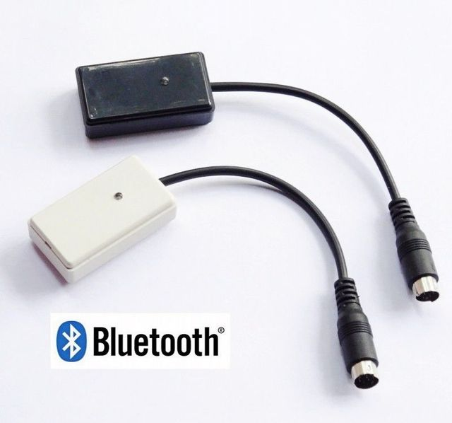 CAT to Bluetooth Adapter converter for YAESU FT 817 FT 857 FT 897 white