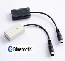Convertidor de adaptador de CAT a Bluetooth para YAESU FT 817 FT 857 FT 897 blanco